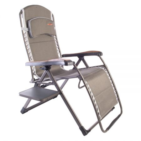 Quest Naples pro relax XL chair with table